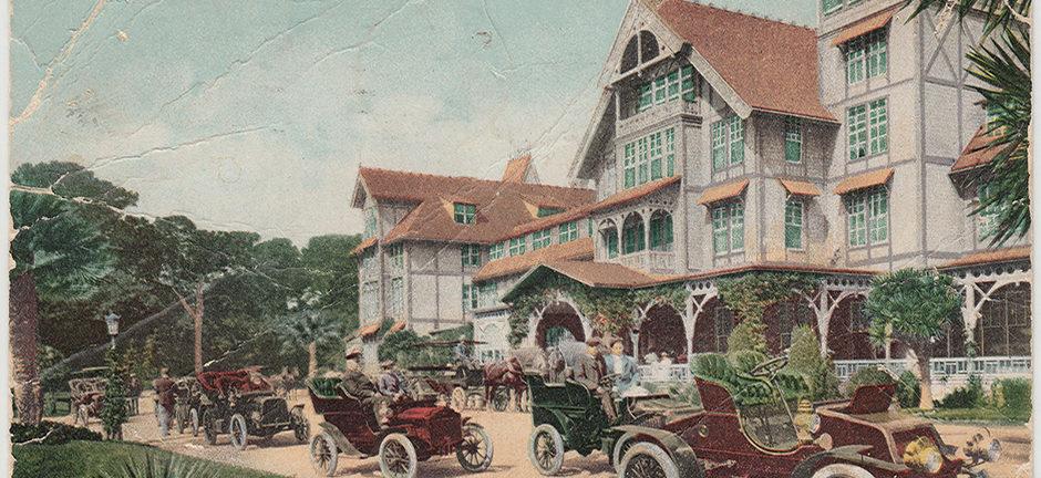 Sunday Brunch At Historic Hotel Del Monte